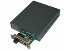 CP-100 1-Slot Converter Chassis, 100-240VAC