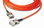DVI Point to Point Hybrid Cable: M1-1P0E-xxx
