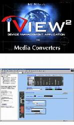 美国IMC光纤收发器 iView2网管软件  SNMP网管软件